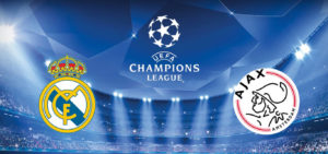 Real Madrid CF - AFC Ajax live in clubhuis