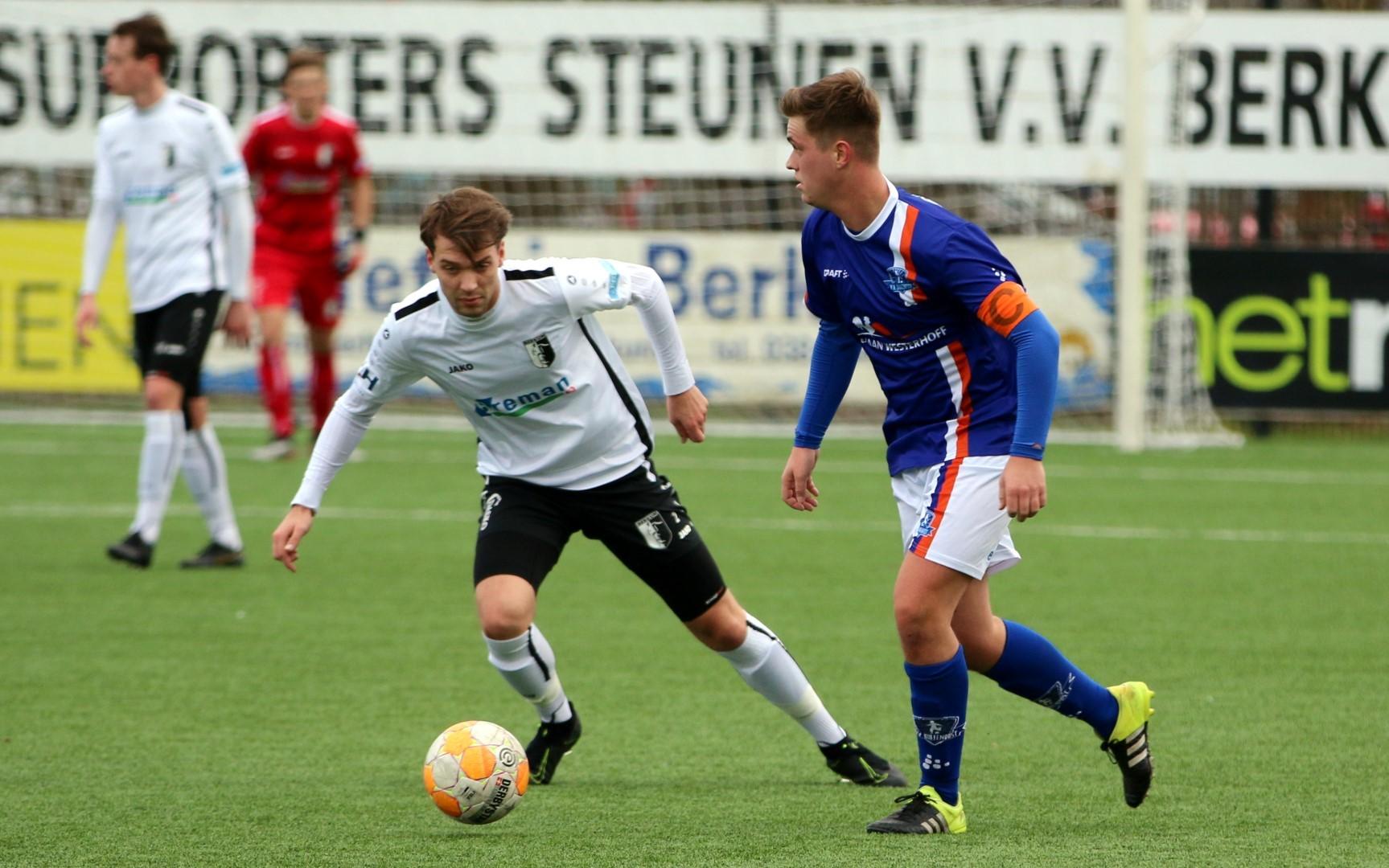 Jens Borger maakt selectie v.v.Hattem compleet