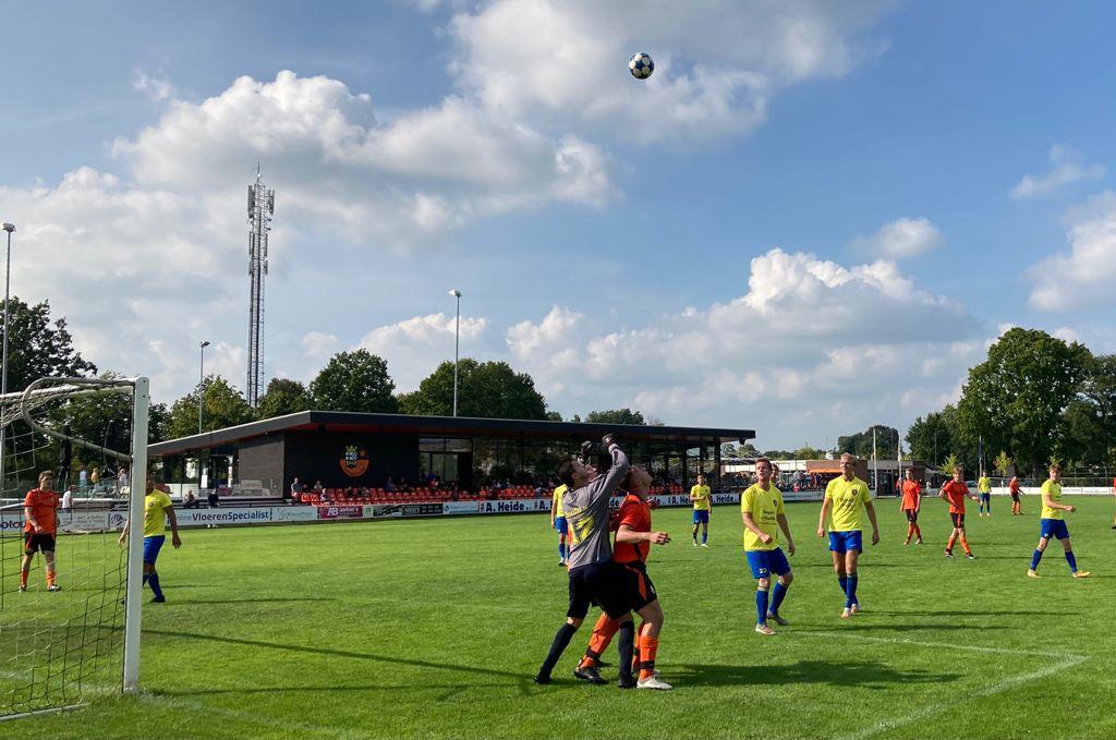 Hattem uit beker na 1 - 0 nederlaag in Nieuwleusen